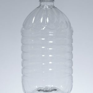 BOTTLE 5 lt ROUND