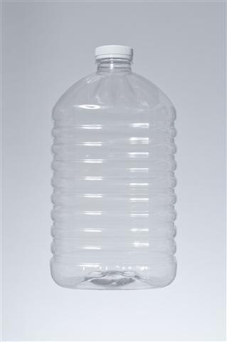 φιάλη - όγκος 5000 ml,λαιμός 48-41,βάρος 95 gr,διαστάσεις σώματος-διάμετρος 16.5 cm x 15 cm,ύψος 31 cm,κωδικός 21.152.107.