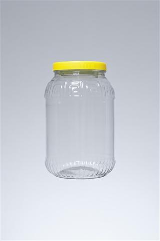 βάζο 3 lt - λαιμός 110 mm,βάρος 110 gr,διάμετρος 14.5 cm και ύψος 23 cm,κωδικός 21.170.005.