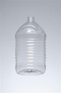 φιάλη - 10000 ml όγκος,48-41 λαιμός,195 gr βάρος,διάμετρος 20.5 cm  x  20.5 cm,ύψος 38.5 cm.