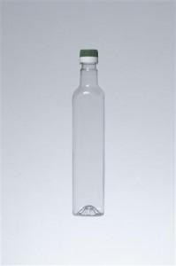 φιάλη λαδιού 500 ml marasca - 29/21 λαιμός,32 gr βάρος,διαστάσεις σώματος-διάμετρος 55 mm  x   55 mm,ύψος 24,6  cm,κωδικός 21.123.102.